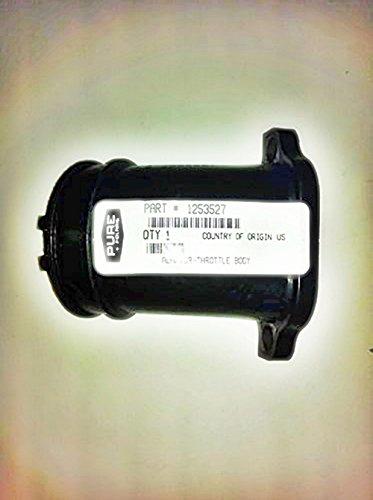 Genuine Polaris OEM ATV UTV Ranger Sportsman Throttle Body Adapter 1253527