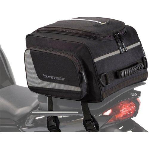"""Tour Master Select Motorcycle Tail Bag - Black  115""""L x 14""""W x 95""""H"""