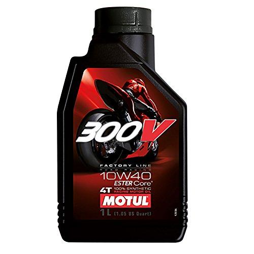 Motul 104118 Synthetic Engine Oil