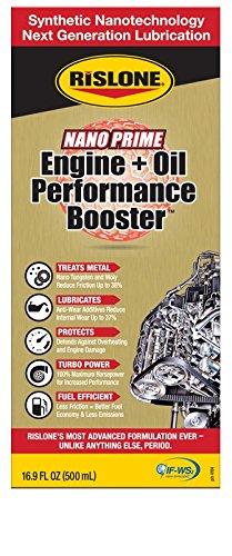 Rislone Nano Prime Synthetic Engine Oil Additive - 169 oz
