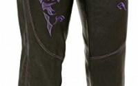 Milwaukee-Women-s-Leather-Chaps-black-purple-5x-large-20.jpg