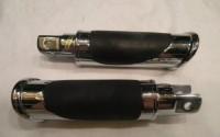 New-Chrome-Knob-End-Small-Diameter-Female-Footpegs-Harley-Bobber-Fatbob-Custom10.jpg