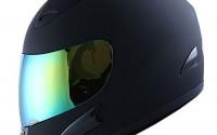 Motorcycle-Street-Bike-Matt-Solid-Black-Full-Face-Adult-Helmet2.jpg