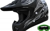 ATV-Motocross-Helmet-Dirt-Bike-Motorcycle-A81-Matt-Black-green-goggles-gloves-L-42.jpg
