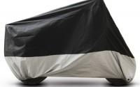 Black-Silver-Motorcycle-Cover-For-Ducati-M600-UV-Dust-Prevention-L-36.jpg