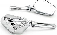 Krator-Custom-Chrome-Motorcycle-Skeleton-Bone-Mirrors-For-Harley-Davidson-Road-King-Fuel-Injected-3.jpg